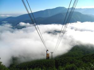 夏のイベント 2019 層雲峡 温泉