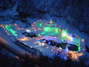 2019冬魅力 氷瀑まつり